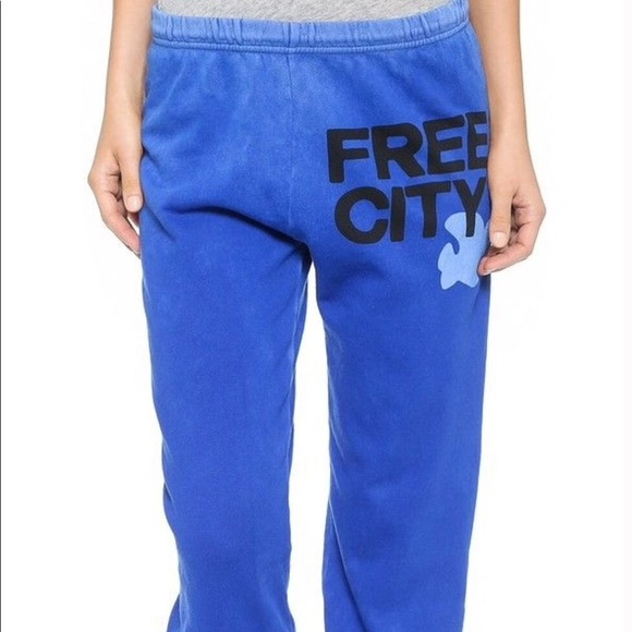 FREECITY Womens Large Sweatpants